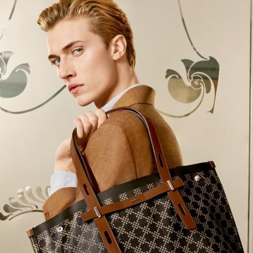 Furla Taps Lucky Blue Smith for Spring '19 Campaign
