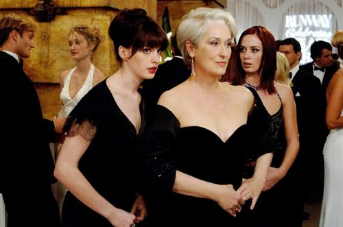 Imagining what the Devil Wears Prada musical will be like
