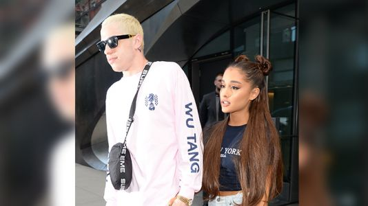 "Pete Davidson's Proposal to Ariana Grande Was Untraditional: ""He Didn't Get Down on One Knee"""