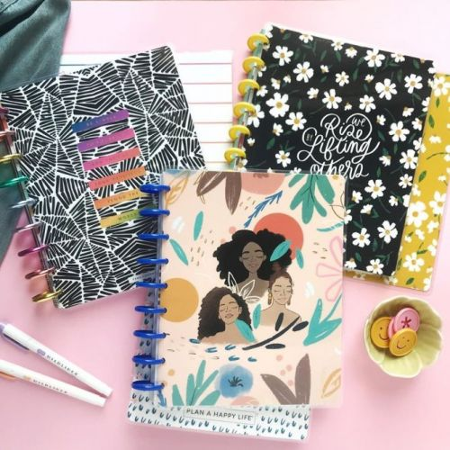 These 2021 Planners Feature Cover Art By Talented Black Female Artists