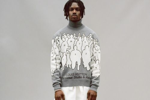 Louis Vuitton Presents Its Virgil Abloh Designed Pre-SS20 Collection