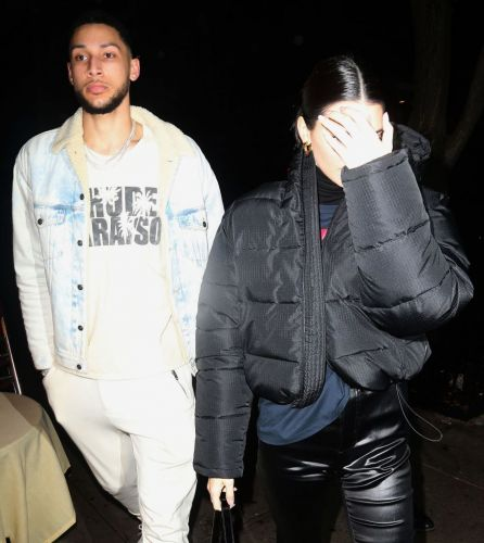 Ahh! Kendall Jenner Just Talked About A Possible Engagement To Ben Simmons
