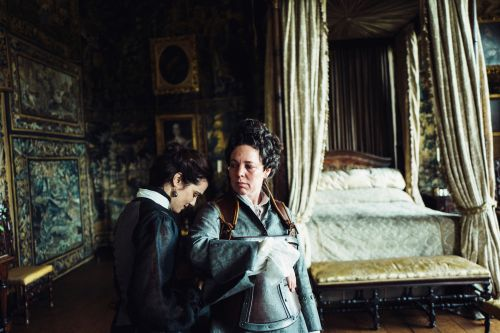 'The Favourite' features the royal command performance of 2018