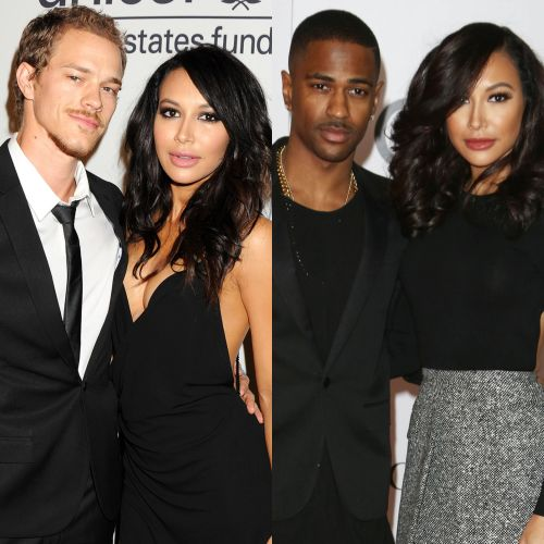 See a List of Naya Rivera's Past Relationships: Ryan Dorsey, Big Sean, Mark Salling and More