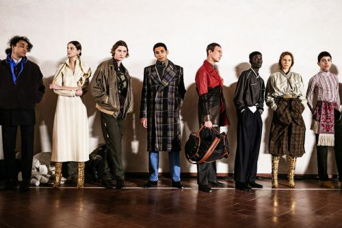 Y/Project Goes Bigger Than Ever for Fall/Winter 2019 Pitti Show