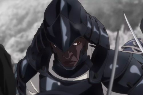 Netflix Shares Early Look at Japan's First African Samurai 'Yasuke' Anime