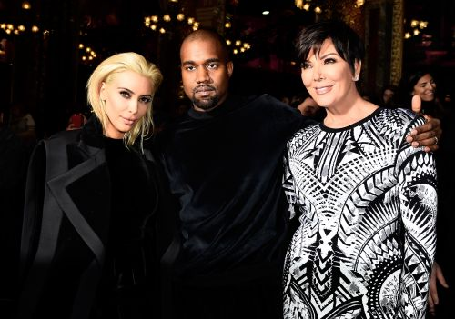 Kris Jenner Is Reportedly Doing 'Damage Control' After Kimye's Africa Trip Gets 'So Much Hate'