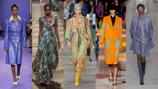 7 Standout Trends From the Milan Spring 2020 Runways