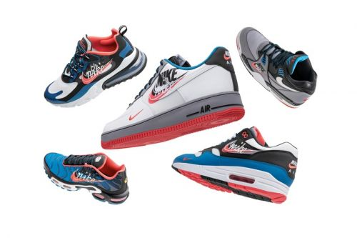 "Nike Presents Second Batch of ""Evolution of the Swoosh"" Sneakers"