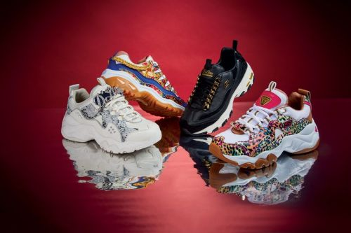 Skechers Delivers Limited-Edition Heritage Holiday Collection, Swathed in Luxe Materials
