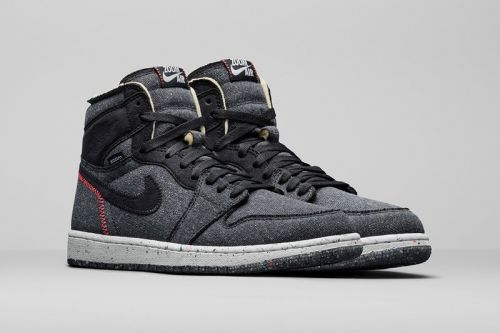 "Jordan Brand Debuts Sustainable ""Crater"" Collection"