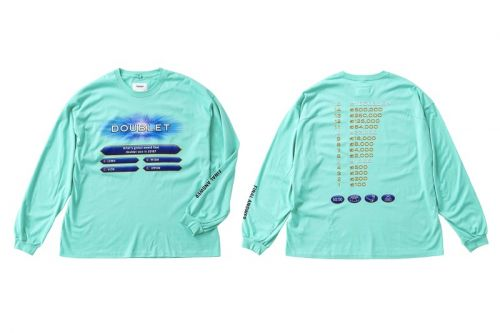 Doublet and WISM Drop 'Who Wants to Be a Millionaire?'-Themed T-Shirts