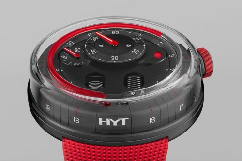 This $39,000 USD Watch Uses Liquid to Tell Time