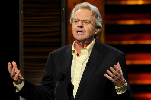 'Judge Jerry' Springer is coming to your TV next fall