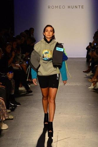 Romeo Hunte Spring 2019: New York Fashion Week