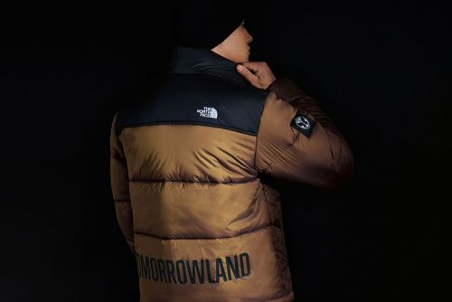 The North Face Crafts Exclusive Mountain-Wear for Tomorrowland Festival