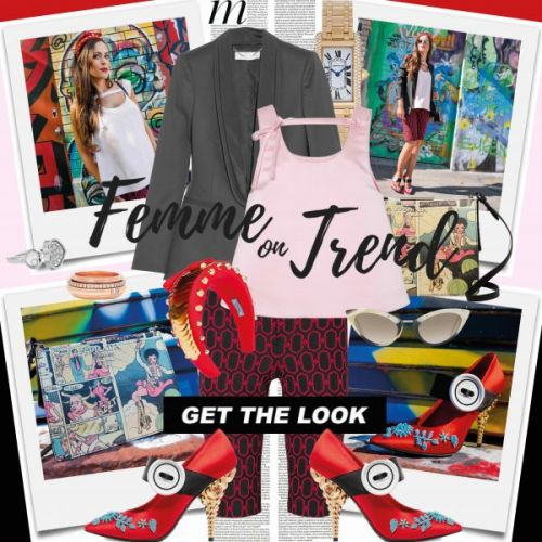 My Look: Femme on Trend