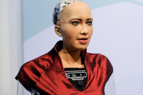 Sophia the Robot Is Starring in Her Own 'Westworld'-Inspired Short Film