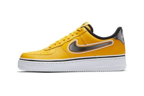 Nike Blesses the LA Lakers With an Air Force 1 Low