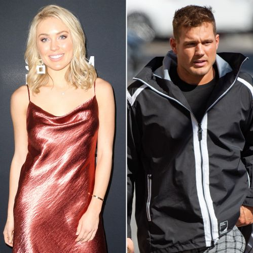 Cassie Randolph's Friend Feels 'Frustrated and Violated' Amid Colton Underwood Restraining Order