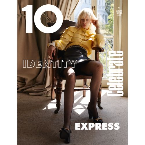 Please Welcome Cover No. 3 of Issue 61 - Marjan Jonkman in LV