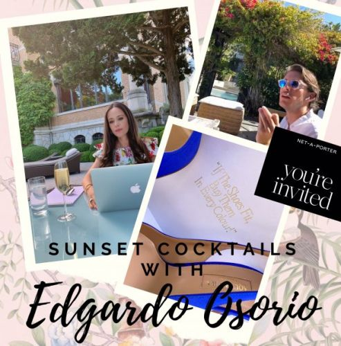 Sunset Cocktails with Edgardo Osorio