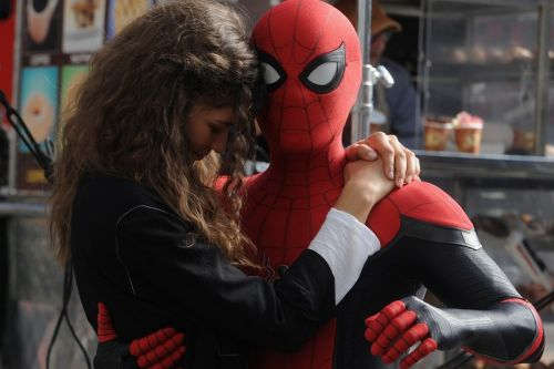 'Spider-Man: Far From Home' Is Returning to Theaters With New Footage