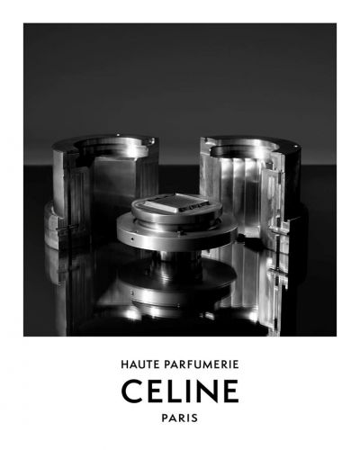 Good news beauty fans - a Hedi Slimane Celine perfume is on its way