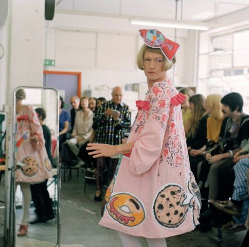 "Artist Grayson Perry: ""I Describe Myself as 'Gender Rigid'"""