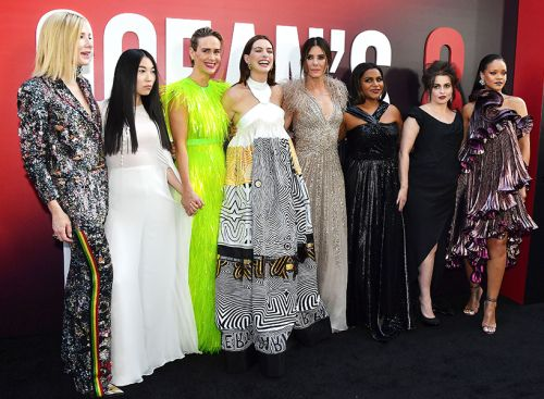 Why Powerful Women Are The Best Look On The Ocean's 8 Red Carpet