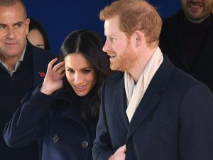 The Royal Wedding's Bridesmaids And Page Boys Have Been Announced