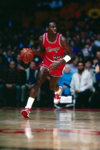 The Most Sought After Pair of Air Jordan 1s in The World Were Worn By Michael Jordan