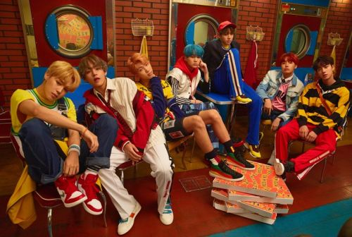 BTS accused of 'mocking the past' with atomic bomb t-shirt