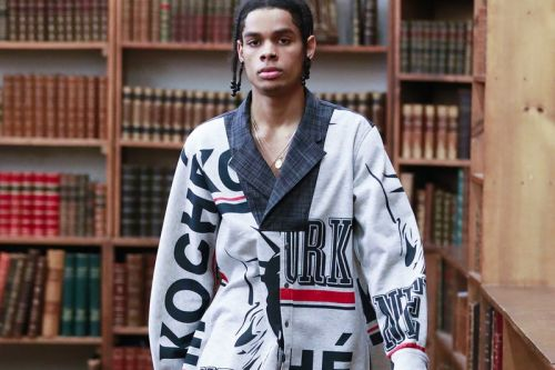 Koché Enlists Paris Saint-Germain to Help Formulate Pre-Fall 2018 Collection