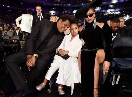 Blue Ivy Bid $19,000 at an Art Auction, Making Us Reconsider WTF Childhood Is