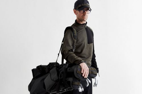 Bagjack Fuses Techwear With Golfing in New Stand Bag