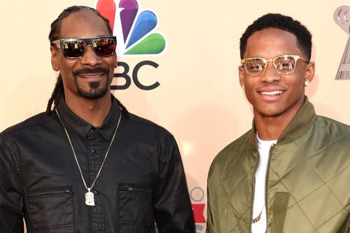 Snoop's son, Cordell Broadus, dishes on his 'crazy' NY Fashion Week show