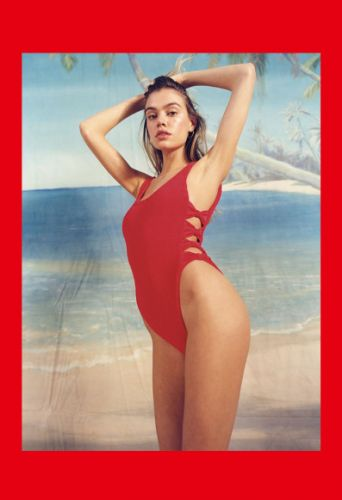 The 80s-inspired swimwear brand of the summer