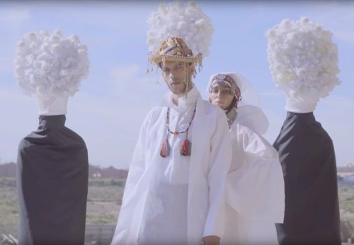 Meet the Moroccan trap artists reclaiming the Arab aesthetic