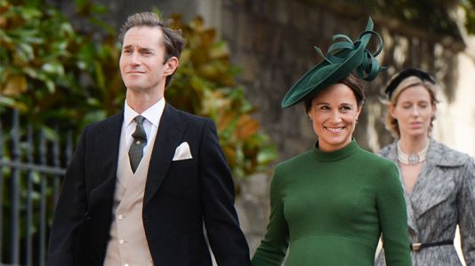 It's A Boy! Pippa Middleton Reportedly Gives Birth To Baby No. 1 With Husband James Matthews