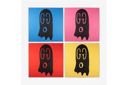 GucciGhost Unleashes Last-Ever Original Version Prints in Upcoming Lithograph Series