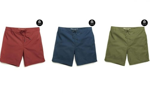 Outerknown introduces world's first merino wool boardshorts