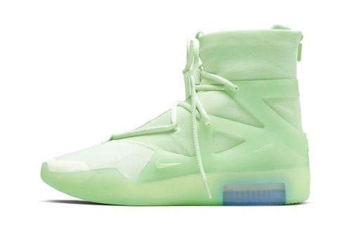 "The Nike Air Fear of God 1 ""Orange Pulse"" & ""Frosted Spruce"" Are Dropping Next Month"