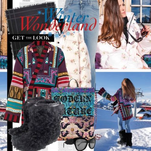 My Look: Winter Wonderland