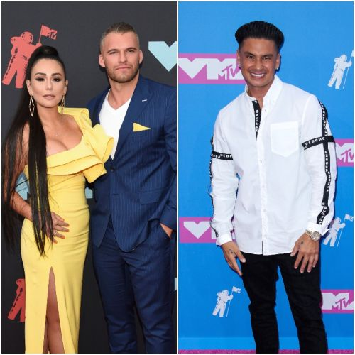 JWoww's Boyfriend Zack Responds After Someone Says She Should Be With 'Jersey Shore' Costar Pauly D