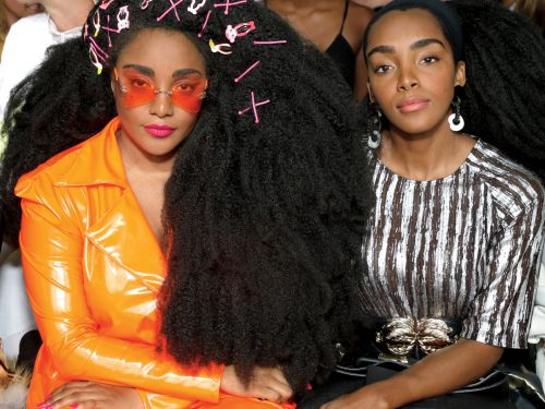Front Row with TK Wonder & Cipriana Quann