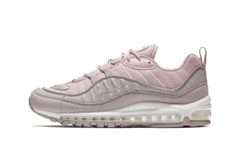 "Nike's Air Max 98 ""Pink/Pumice"" Is Set to Kick off the New Year"