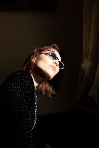 Techno star Nina Kraviz talks about designing a collection for Ray-Ban