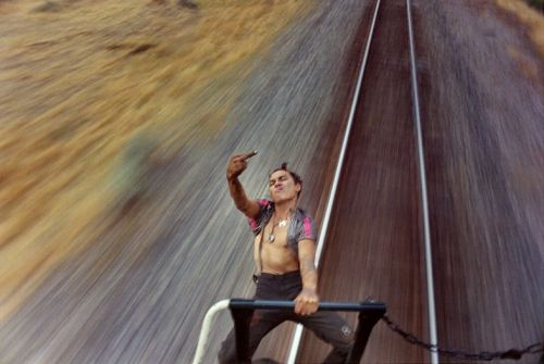 Mike Brodie's Pictures of the Fascinating, Fleeting Train Rider Subculture