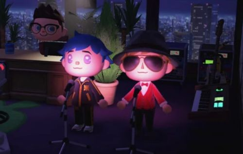 Watch Gorillaz perform songs from their new album on Animal Crossing